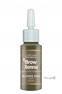 Antakių dažai BrowXenna BLONDE Nr. 202 Light Blonde 10 ml