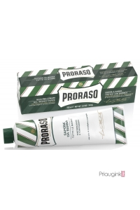 PRORASO Green Shaving Cream skutimosi kremas 150 ml